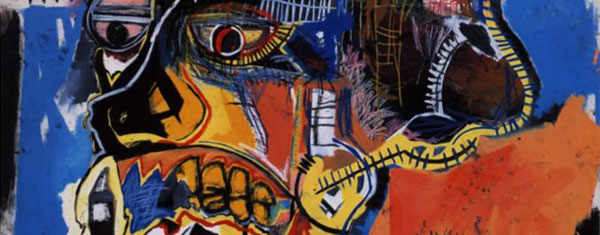 Extrem Jean-Michel Basquiat - Biographie d'un peintre contemporain DW83